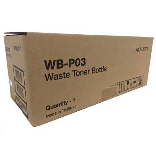Бункер для тонера WB-P03, до ineo+ 25, 3100p, 3110, 35p, 35